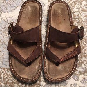 Alegria Copper Sandals